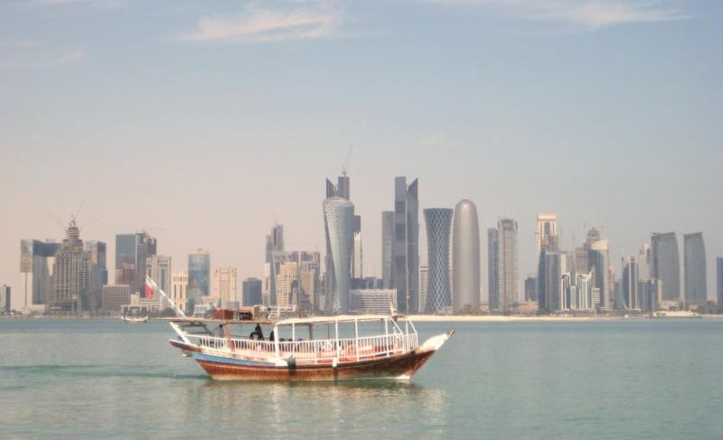 The Harbour of Doha