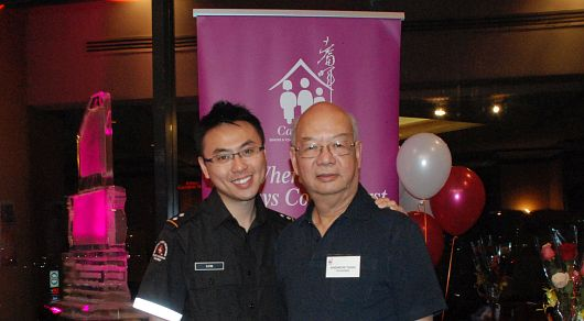 Kelvin Luk and Andrew Tang