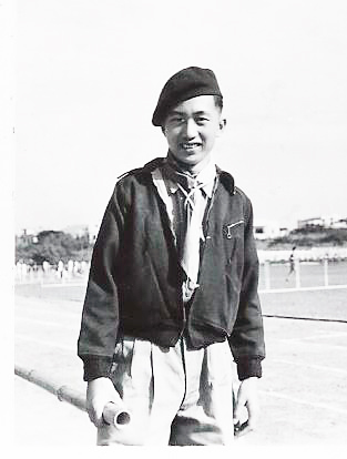 Senior Scout Nov 1953