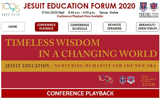Jesuit Education Forum 2020